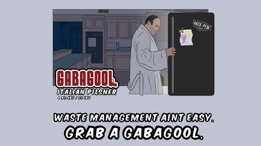 Gabagool Italian Pilsner